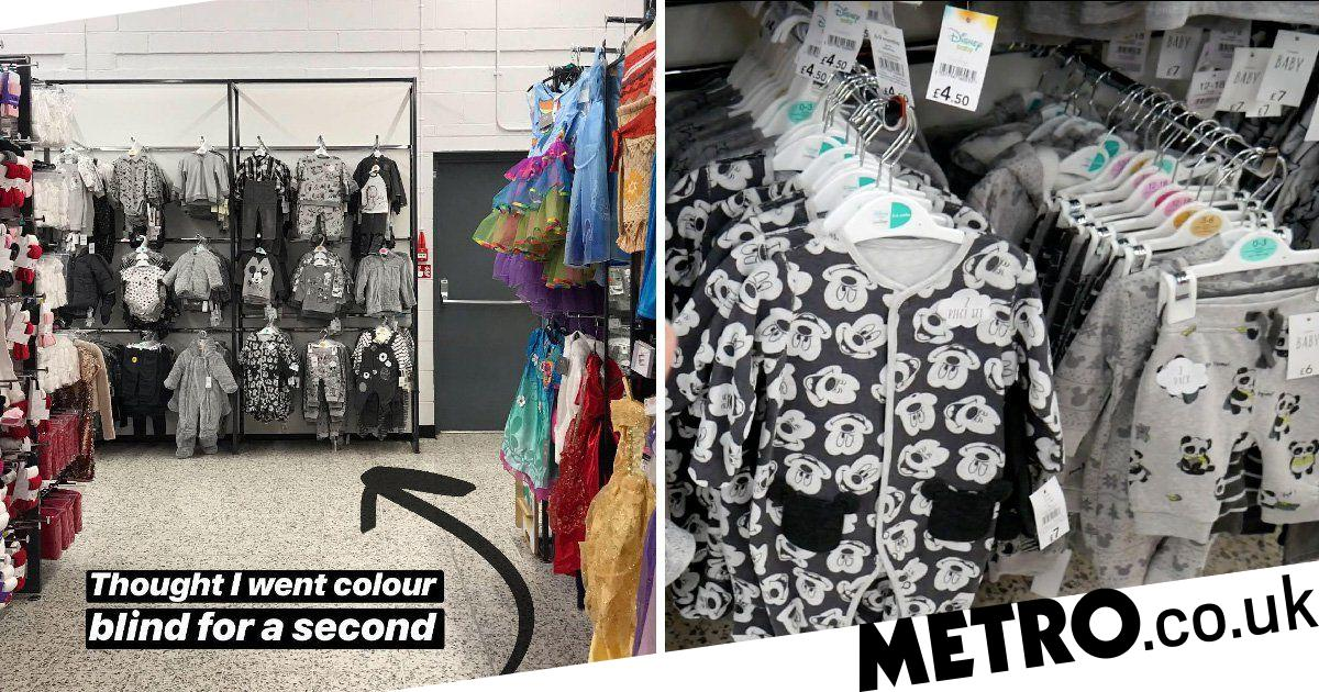 7c53c6e7c46 Asda has a 'gender-neutral' children's section and it's very grey ...