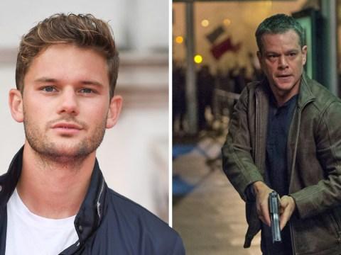 Jeremy Irvine 'confirmed' in unnamed Jason Bourne sequel