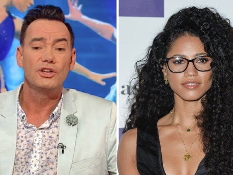 Craig Revel Horwood hits back at Vick Hope's Strictly Come Dancing 'fix' row and has a pop at 'dismal' Seann Walsh