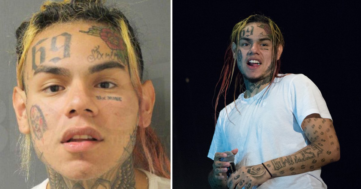 Tekashi69 insists he is 'not a gang member but just portrays the image' as he faces life in prison
