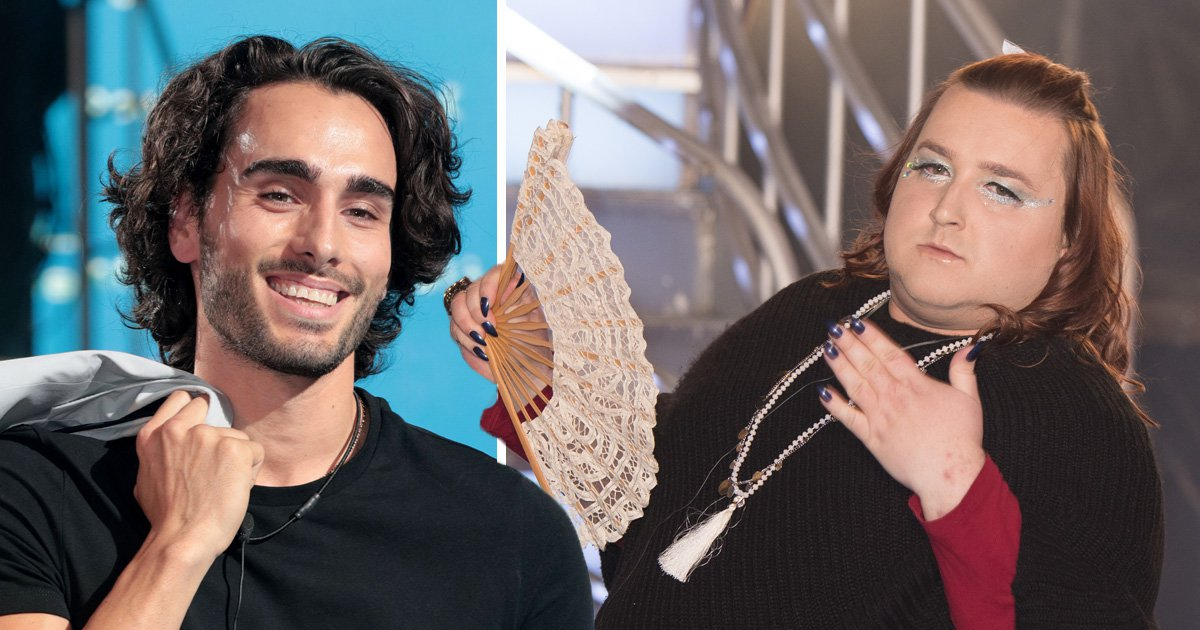 What happened after Lewis Flanagan was kicked off Big Brother? 'Obviously Cameron Cole was crying'