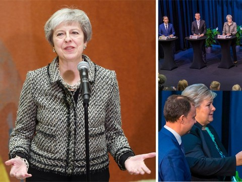 Theresa May denies Budget 2018 paved the way for a General Election
