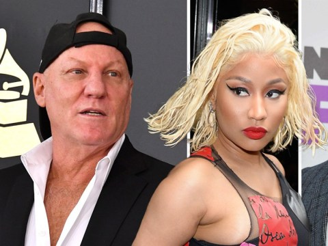 50 Cent sticks his beak in Nicki Minaj's feud with shoe designer Steve Madden as beef gets ugly