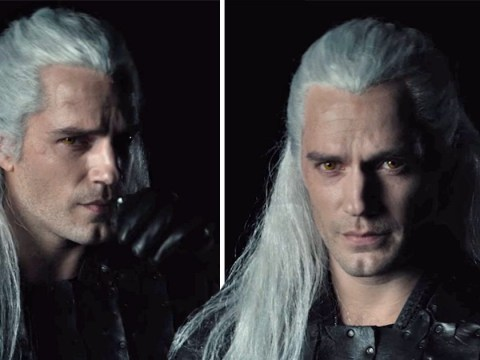 First look at Henry Cavill in The Witcher as he becomes Geralt of Rivia