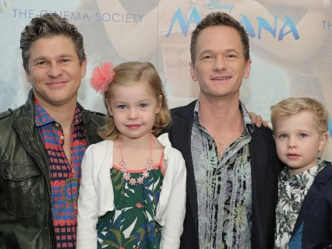 Neil Patrick Harris's family are Halloween goals once again as they channel Disney's The Haunted Mansion