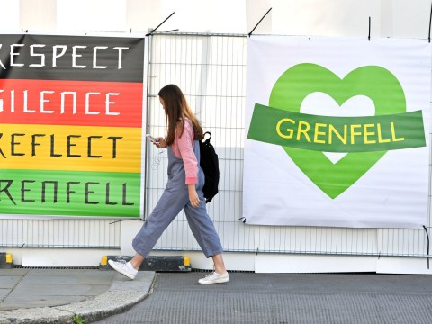 'Huge concentrations of toxins' found in soil around Grenfell Tower