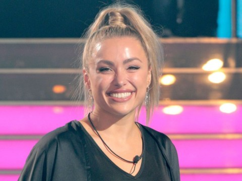 Why did Kay Lovelle leave the Big Brother house?