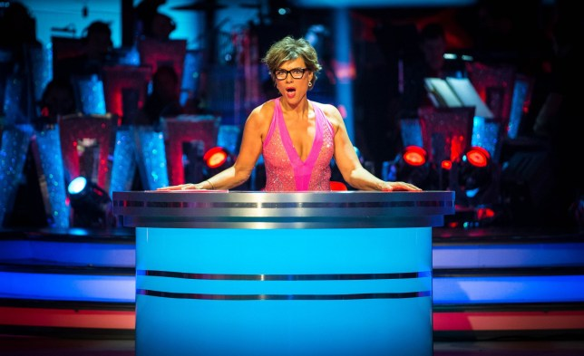 Embargoed to 2035 Saturday September 22 For use in UK, Ireland or Benelux countries only Undated BBC handout photo of Kate Silverton during a dress rehearsal for Strictly Come Dancing. PRESS ASSOCIATION Photo. Issue date: Saturday September 22, 2018. See PA story SHOWBIZ Strictly. Photo credit should read: Guy Levy/BBC/PA Wire NOTE TO EDITORS: Not for use more than 21 days after issue. You may use this picture without charge only for the purpose of publicising or reporting on current BBC programming, personnel or other BBC output or activity within 21 days of issue. Any use after that time MUST be cleared through BBC Picture Publicity. Please credit the image to the BBC and any named photographer or independent programme maker, as described in the caption.