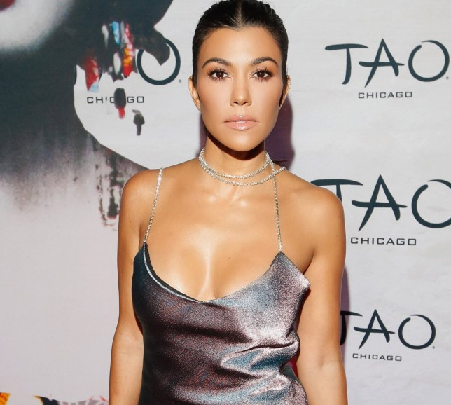CHICAGO, IL - SEPTEMBER 15: Kourtney Kardashian attends the TAO Chicago Grand Opening Celebration at TAO Chicago on September 15, 2018 in Chicago, Illinois. (Photo by Jeff Schear/Getty Images for TAO Chicago)