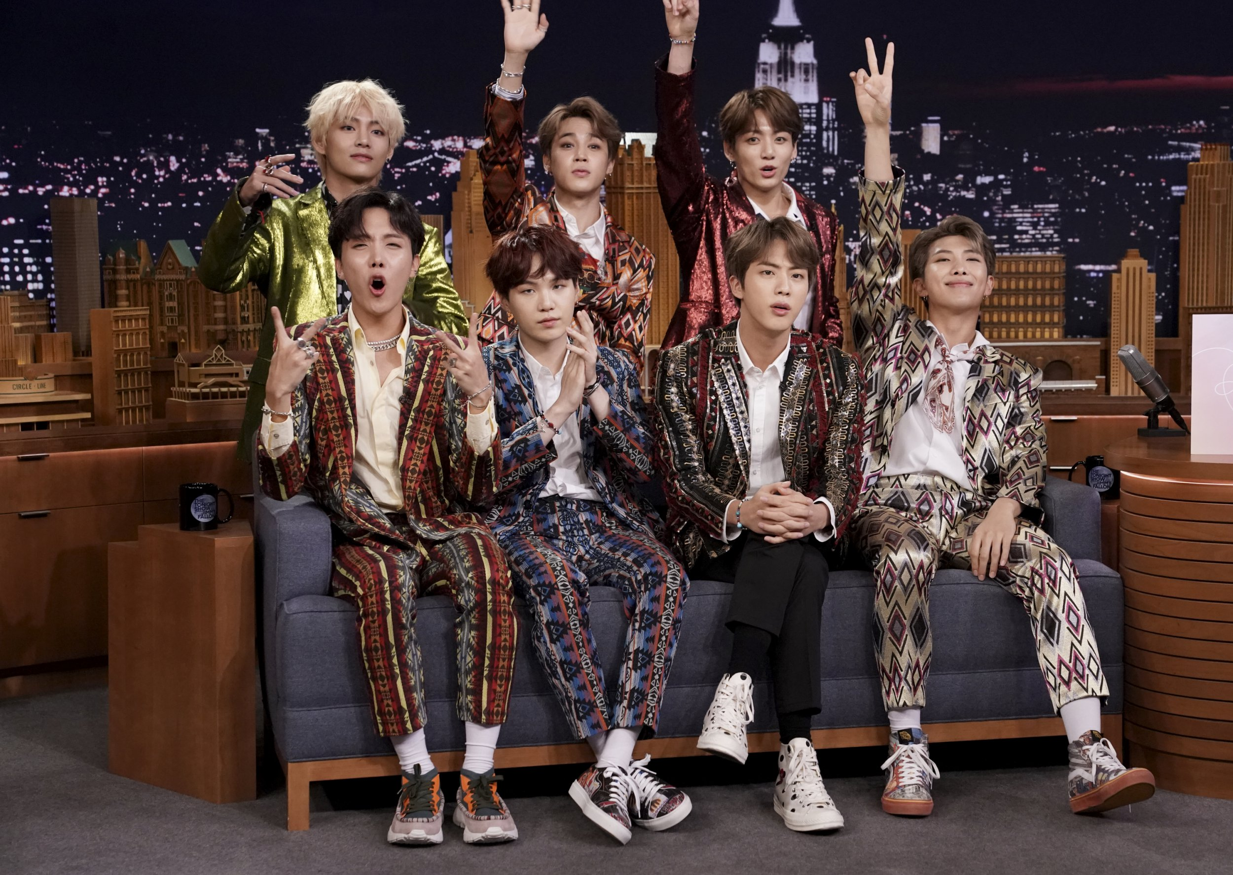 BTS release brand new English track Waste It On Me with Steve Aoki