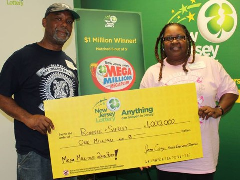 Man wins $1,000,000 on lottery with numbers he got from fortune cookie