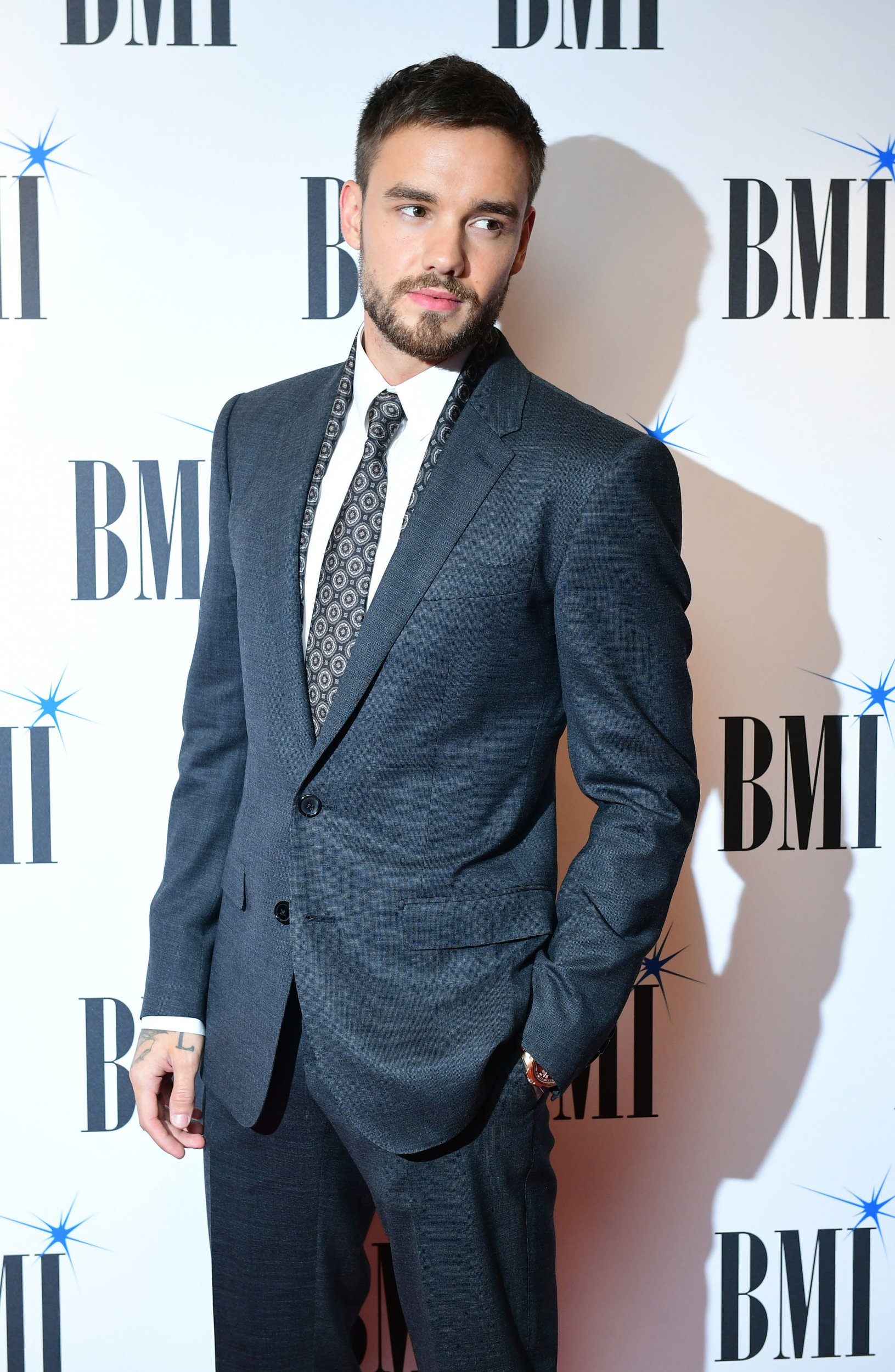 Liam Payne arriving for the BMI London Awards 2018 at the Dorchester Hotel, central London. PRESS ASSOCIATION Photo. Picture date: Monday October 1, 2018. Photo credit should read: Ian West/PA Wire