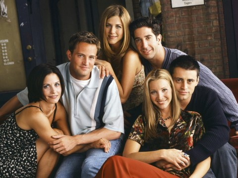 Netflix could stop showing Friends in 2019