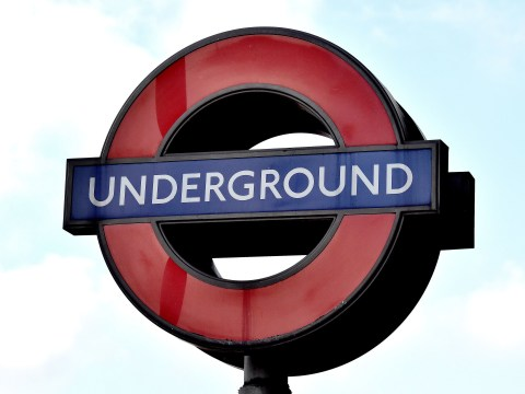 When does the Central Line tube strike end?