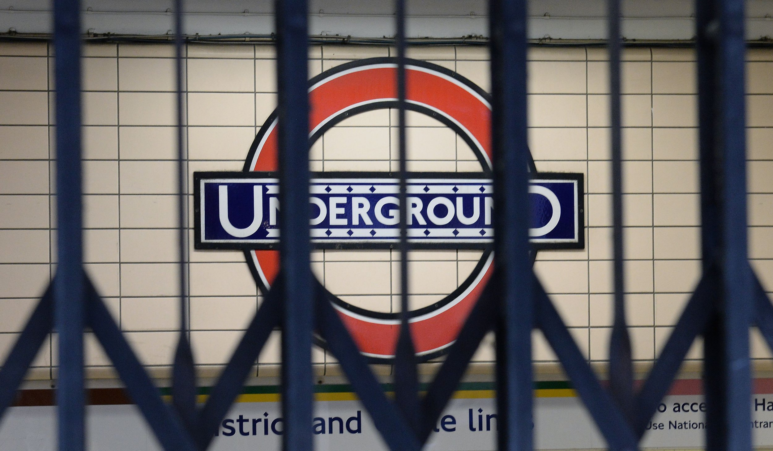 When are the tube strikes this week on the Central, Piccadilly and Waterloo and City lines?