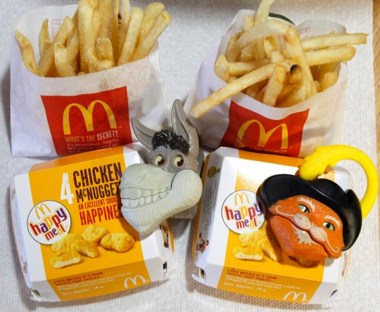 McDonald's responds to urges to stop giving away plastic