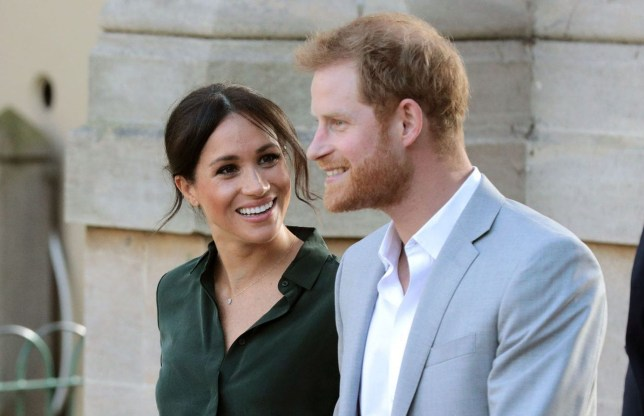 Why are Harry and Meghan Duke and Duchess of Sussex, what does it
