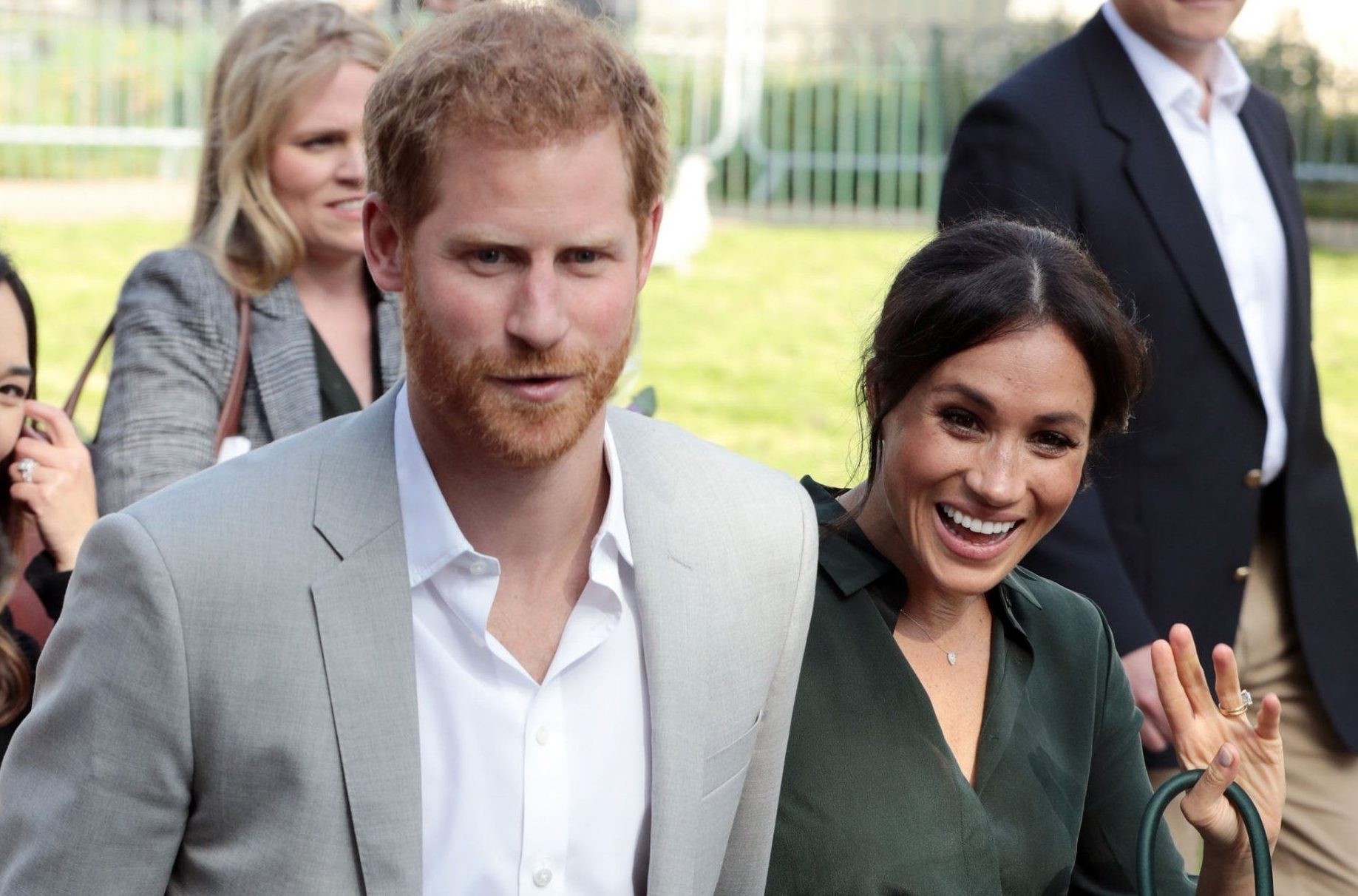 When is Meghan Markle's due date as the Duke and Duchess of Sussex reveal royal baby news?