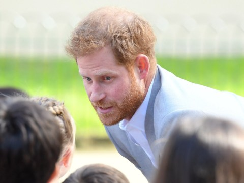 Prince Harry asks 'what's wrong with parents' who let children play Fortnite
