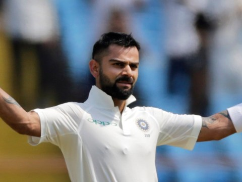 India captain Virat Kohli breaks Sachin Tendulkar record with latest century against West Indies
