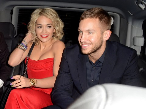 Rita Ora says she had 'best time' dating Calvin Harris after burying hatchet following tense break-up