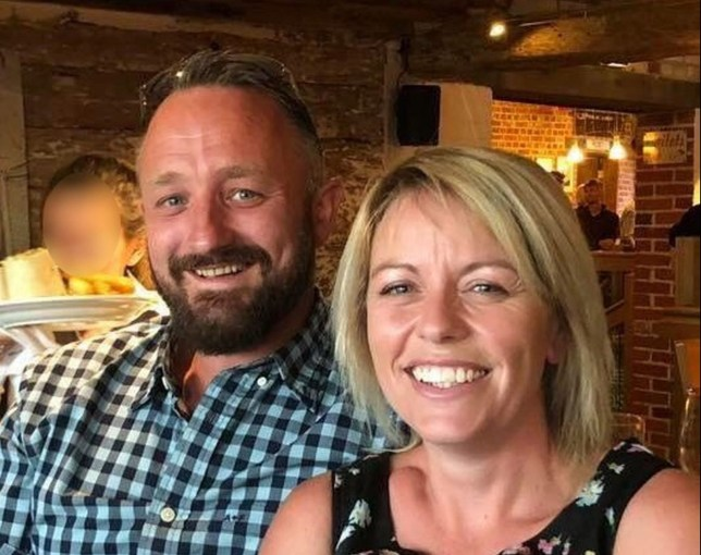 PIC FROM Kennedy News and Media (PICTURED: KELLY GREAVES AND HER BOYFRIEND DALE LEEKS) A cheeky dad listed his girlfriend for sale on eBay with the condition as 'showing signs of wear' in revenge over a prank - only for her to rocket up to ??70,200. Dale Leeks, 34, had been horsing around with partner Kelly Greaves, 37, in a riding shop when she whipped him across the bum, wounding his pride - and his rump. To get his own back, Dale, from Colchester, Essex, created a hilarious listing on the online auction site in which he listed poor Kelly's condition as 'for parts or not working'. SEE KENNEDY NEWS COPY - 0161 697 4266