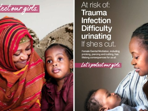Female genital mutilation campaign launched to tackle society's 'hidden crime'