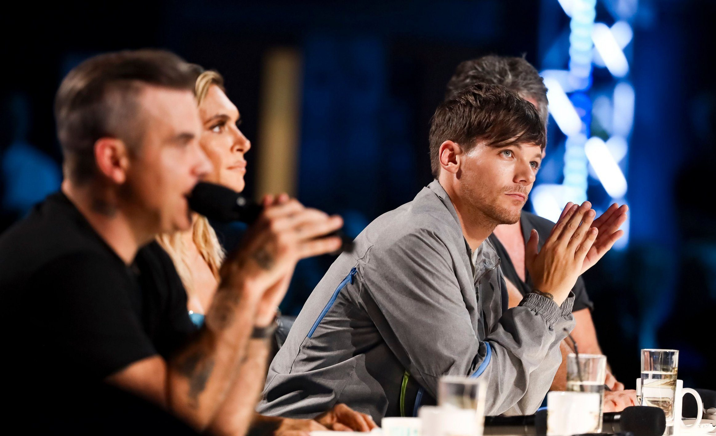 Louis Tomlinson says his return to The X Factor is 'unlikely' and Simon Cowell hasn't even asked him back