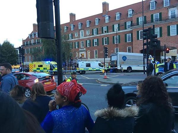 Tesco lorry crashProvider: Royden Gomes