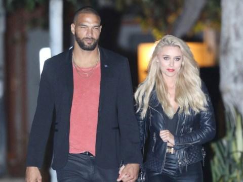 Una Healy holds hands with rumoured boyfriend Kenneth Guidroz on Malibu date night