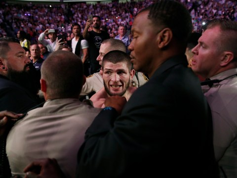 Conor McGregor refusing to press charges against Khabib Nurmagomedov and his team