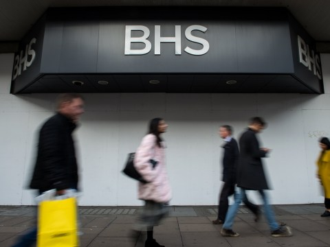 BHS will reappear on the high street at four locations in the UK next week