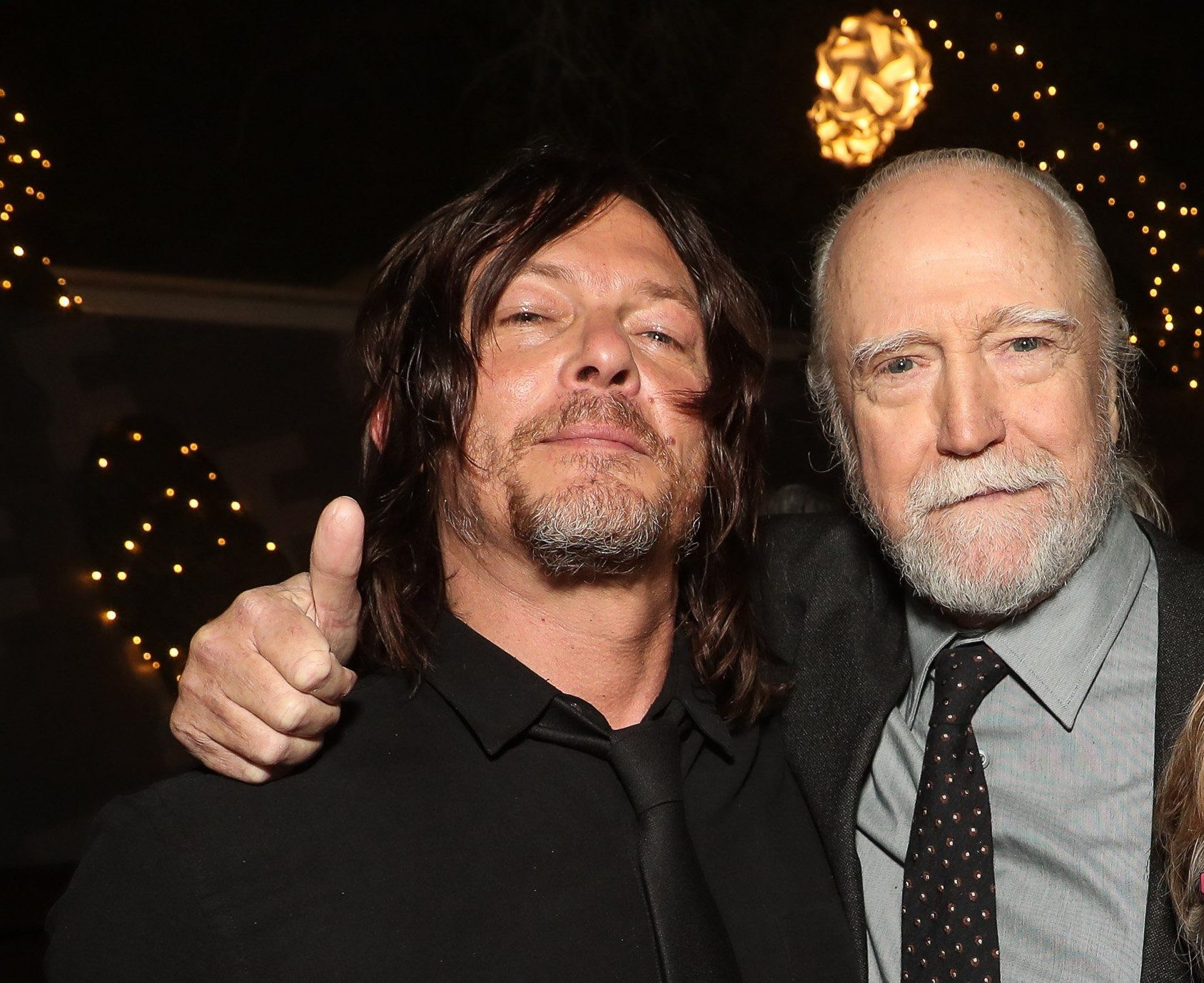 The Walking Dead's Norman Reedus pays emotional tribute to late co-star Scott Wilson