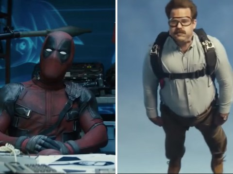 Rob Delaney didn't have to audition for Deadpool 2 – but Russell Crowe did?