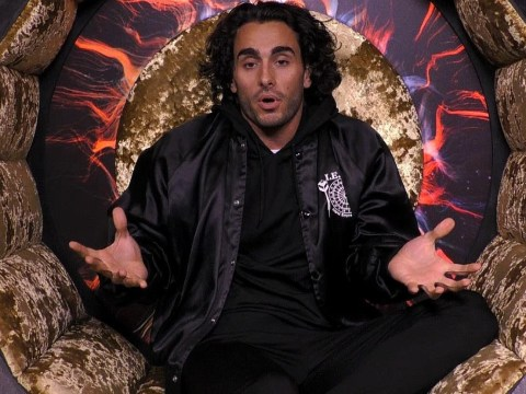 Big Brother's Lewis tells viewers 'f**k you' as he faces backlash for 'unacceptable language' violation