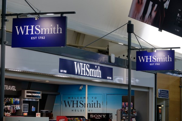 epa07083175 A WHSmith store at Helsinki-Vantaa airport in Helsinki, Finland, 02 September 2018 (issued 10 October 2018). WHSmith is to release their preliminary results on 11 October 2018. EPA/MAURITZ ANTIN