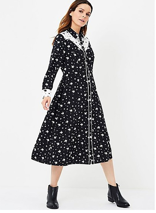 f9ce8740a7 The ??20 George at Asda midi dress fashion bloggers love METRO GRAB taken  from
