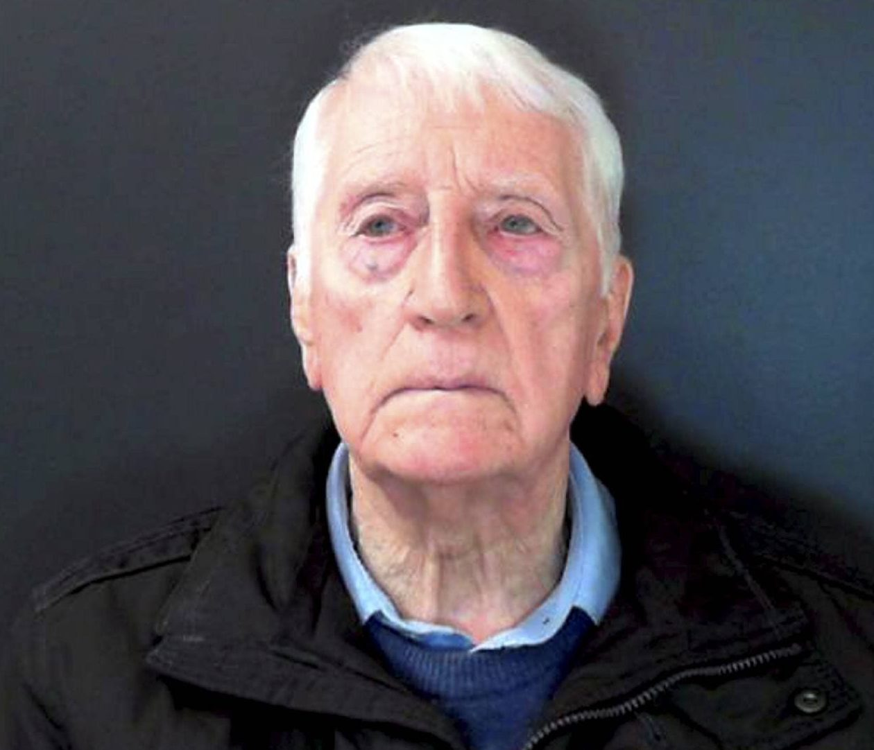 Dated: 11/10/2018 Vernon Platt, 89, from Harrogate, North Yorkshire, who spent just ONE WEEK in prison after finally being brought to justice this year after abusing his young neighbour Jayne Mahgaghbow for almost three years in the 1970s when she was just seven-years-old. See story North News