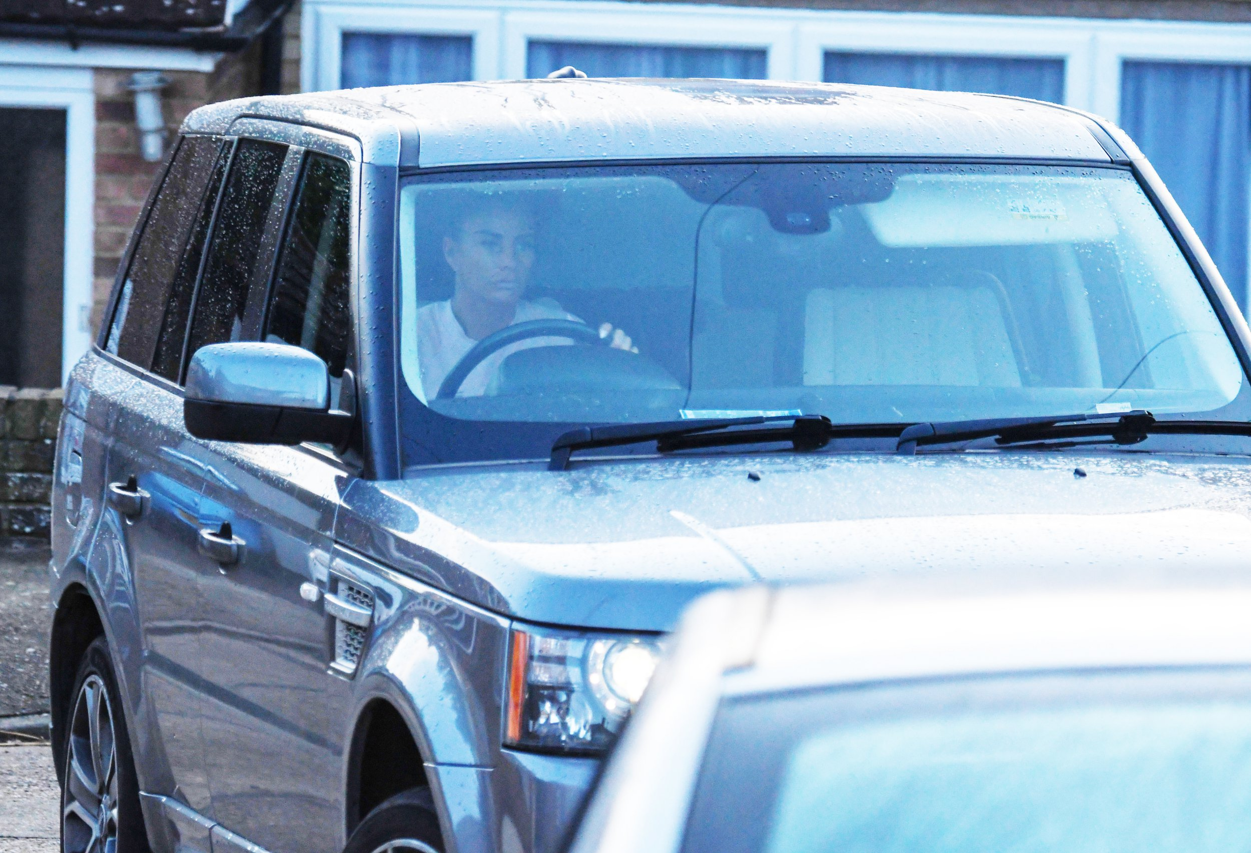 PHOTO:STEVE FINN 07968894444 Picture Shows: Katie Price Seen Driving Away From The Home Of Boyfriend Kris Boyson.Gravesend.Kent.UK.Today.11/10/18. stevefinnphotography@yahoo.co.uk NO SOCIAL MEDIA WITHOUT PRIOR PERMISSION FROM THE COPYRIGHT HOLDER ONLINE FEE AND PAPER FEE APPLIES