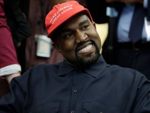 Kanye West accidentally reveals phone passcode to everyone during Donald Trump White House meeting