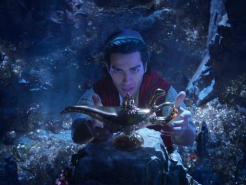 The first Aladdin trailer teases a darker take on the Disney classic remake