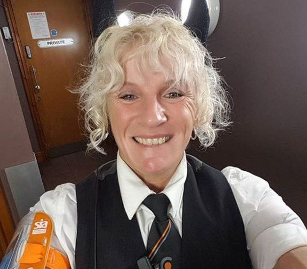 Zoe Brunt branded Britain's most evil traffic warden after boasting about fines. TAKEN WITHOUT PERMISSION/LEGAL/EDITORIAL CALL