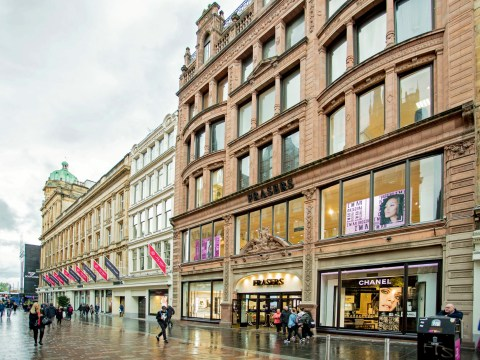 Sports Direct to create 'Harrods of the North' with Glasgow department store