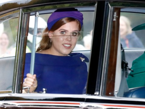 Who are Princess Eugenie's bridesmaids and is Princess Beatrice maid of honour?
