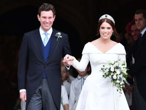 Princess Eugenie's royal wedding boosts ITV's This Morning ratings