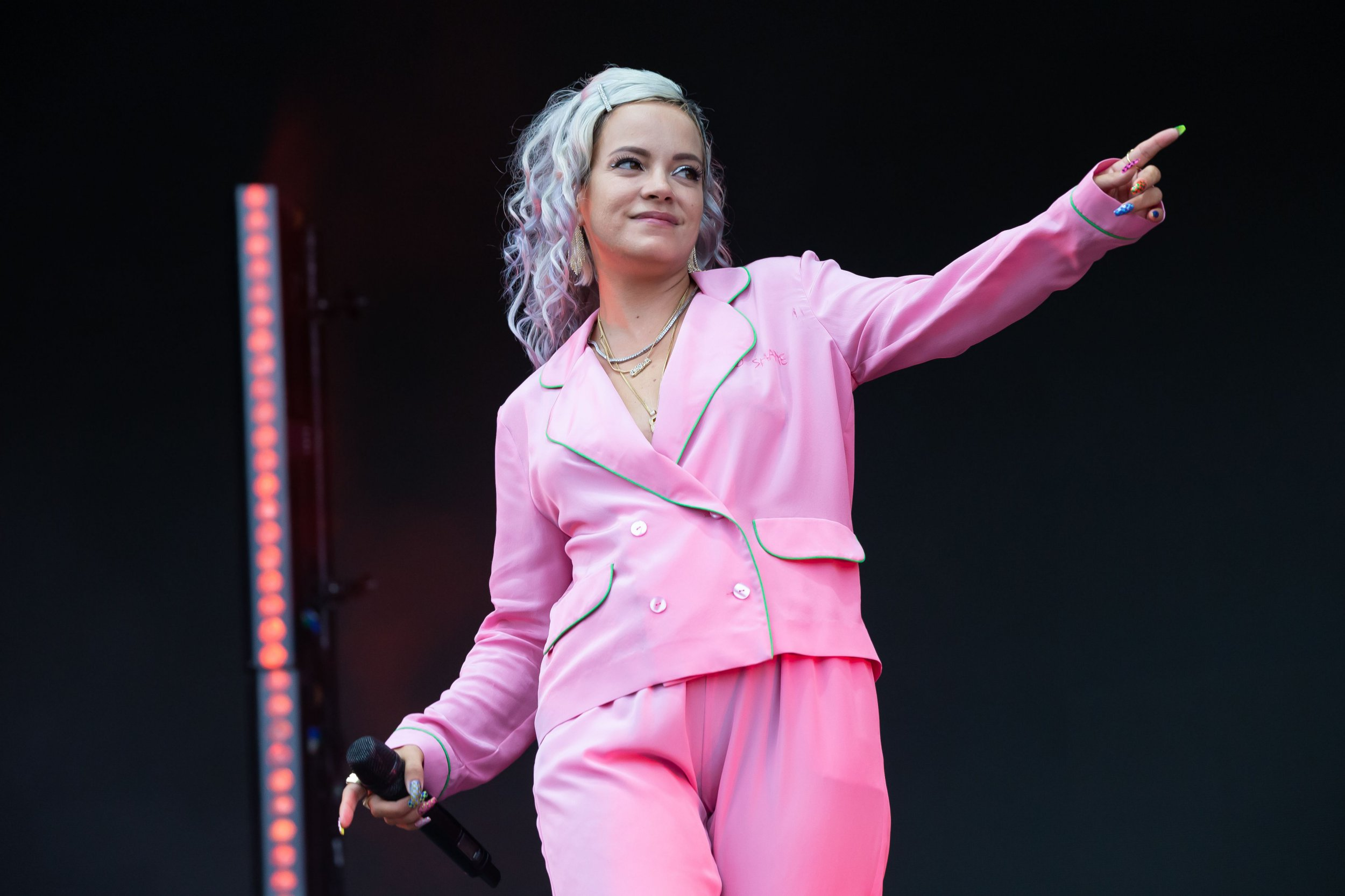 Lily Allen admits she may have got some of the stories in her book wrong