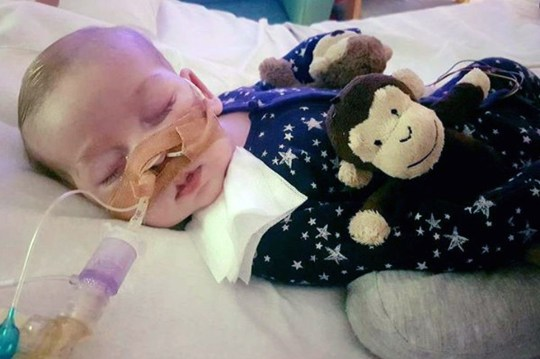 BEST QUALITY AVAILABLE Undated family handout file photo of Charlie Gard. Staff at Great Ormond Street Hospital have been bombarded with death threats over the case of the terminally-ill boy. PRESS ASSOCIATION Photo. Issue date: Sunday July 23, 2017. See PA story POLICE Charlie. Photo credit should read: Family handout/PA Wire NOTE TO EDITORS: This handout photo may only be used in for editorial reporting purposes for the contemporaneous illustration of events, things or the people in the image or facts mentioned in the caption. Reuse of the picture may require further permission from the copyright holder.