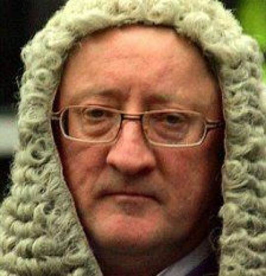 Judge threatened to girl, 14, if she cried while mother gave evidence Picture: Judge Stephen John Credit: INS News Agency Ltd