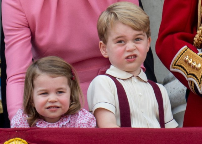 65130067ce8fd How is Pippa Middleton's baby related to Prince George, Princess Charlotte,  Prince Louis and the other royals?