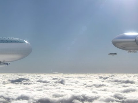 Nasa plans for a 'cloud city' of airships over hell planet Venus